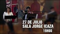 Camerata de la CCE, Concierto Especial de Cine y Televisión