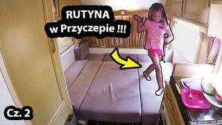 Rutyna w Przyczepie Kempingowej !!! + OPEL na Lawecie - Co się Stało ??? (Vlog #317)