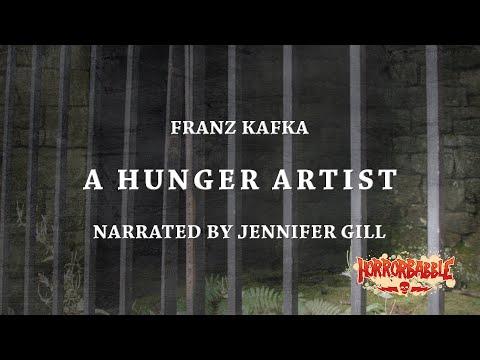 """A Hunger Artist"" by Franz Kafka (Narrated by Jennifer Gill)"