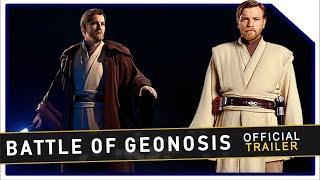 STAR WARS BATTLEFRONT II - BATTLE OF GEONOSIS TRAILER | PS4