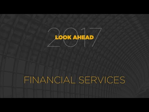 MHP Look Ahead 2017: Financial Services