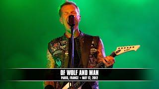 Metallica - Of Wolf And Man (Live - Paris, France) - MetOnTour