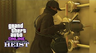 GTA Online Casino Heist — Der (stille) Einbruch ins Casino — GTA 5 Diamond Heist Update