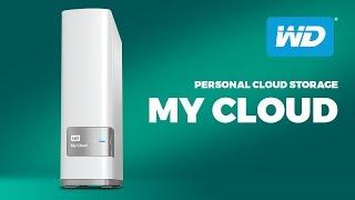 My Cloud من WD
