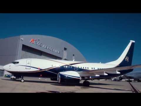 AMAC Aerospace - Creating the BBJ Demonstrator