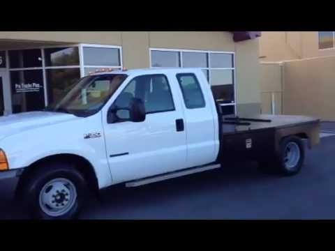 Dually Trucks For Sale >> FOR SALE! 2001 Ford F350 Powerstroke 7.3 Diesel Super Cab ...
