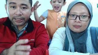 Hari 3 | Cabaran 7 Hari Kurus Dari Rumah