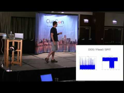 Eric Tamme - Statistical Analysis of Traffic in VoIP Networks