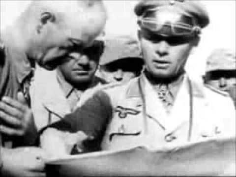 Seltene WW2 Filmaufnahmen der Wehrmacht Teil 18 - Nordafrika / Deutsches Afrika Korps / Erwin Rommel
