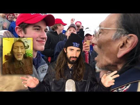 PROOF! Media + Nathan Phillips Lied About Vietnam, Covington Kids, Stolen Valor & Criminal Record?