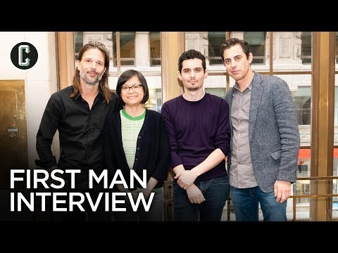 First Man: Damien Chazelle on Bringing the True Story to Life