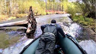ЗАБРАЛИСЬ в ГЛУШЬ ГЛУХУЮ Рыбы столько что ловить надоело Рыбалка в октябре