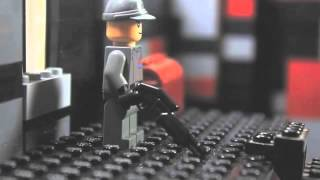 Lego Call Of Duty Black Ops Nazi Zombies