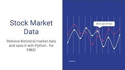 Free Stock Market Data API