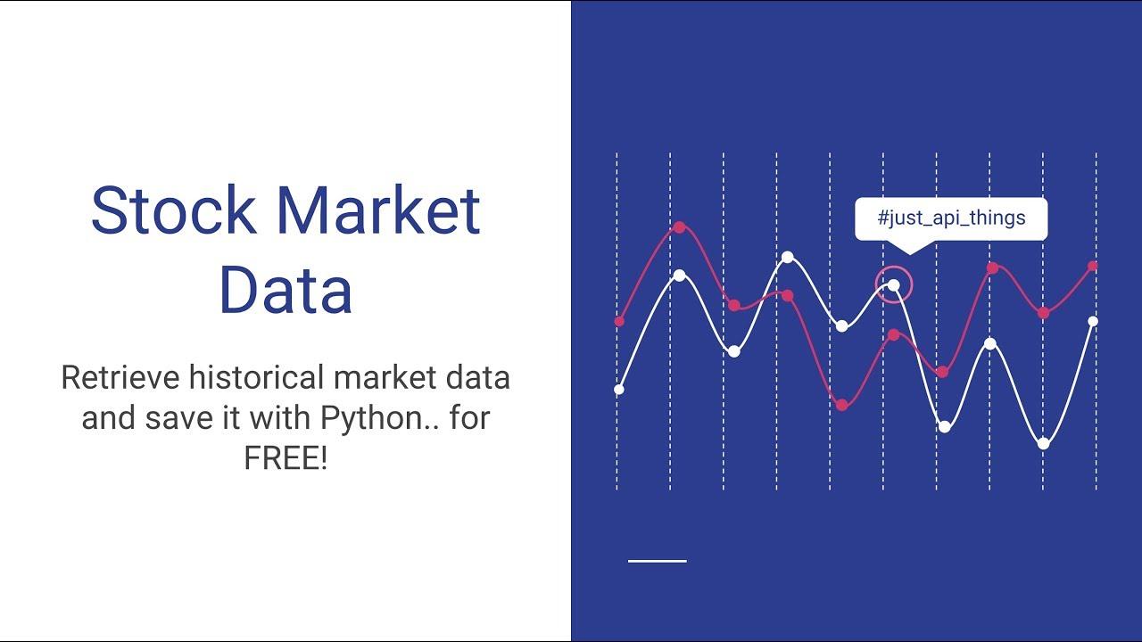 Free Stock Market Data Api