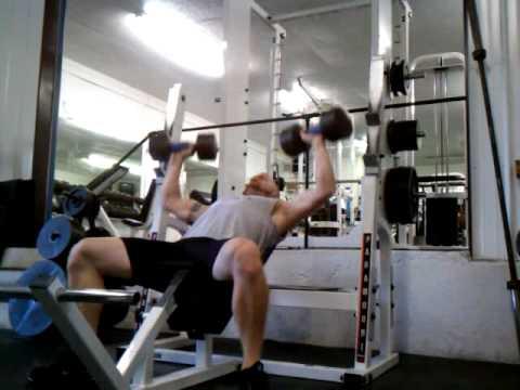 Fat gripz DB press