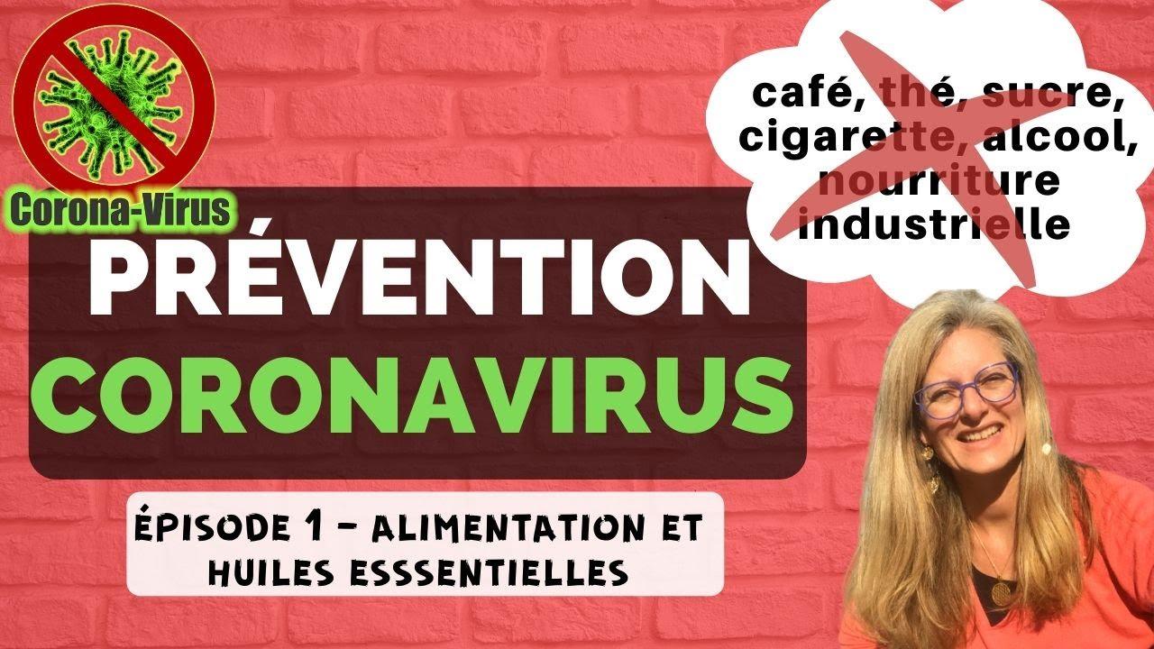 Prévention du coronavirus : épisode 1