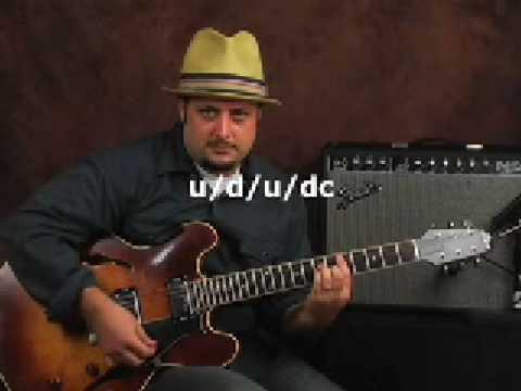 Learn Guitar Easy Strum And Rhythm Chord Progression Lesson Youtube
