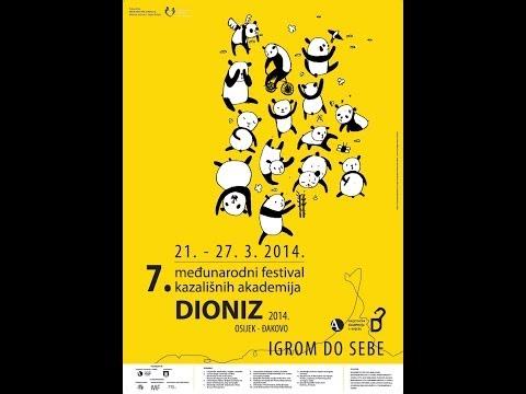 7. međunarodni festival kazališnih akademija Dioniz festival - Dionysus Festival