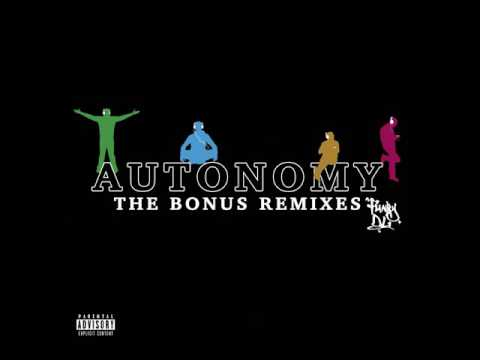 Funky DL - Kimberley - Autonomy: The Bonus Remixes