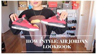How I Style My Air Jordans (HUGE LOOKBOOK) | QuinRachel