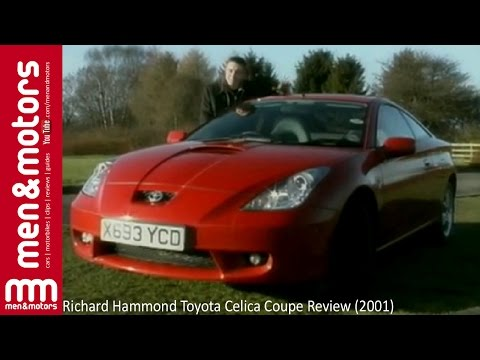 Richard Hammond Toyota Celica Coupe Review (2001)