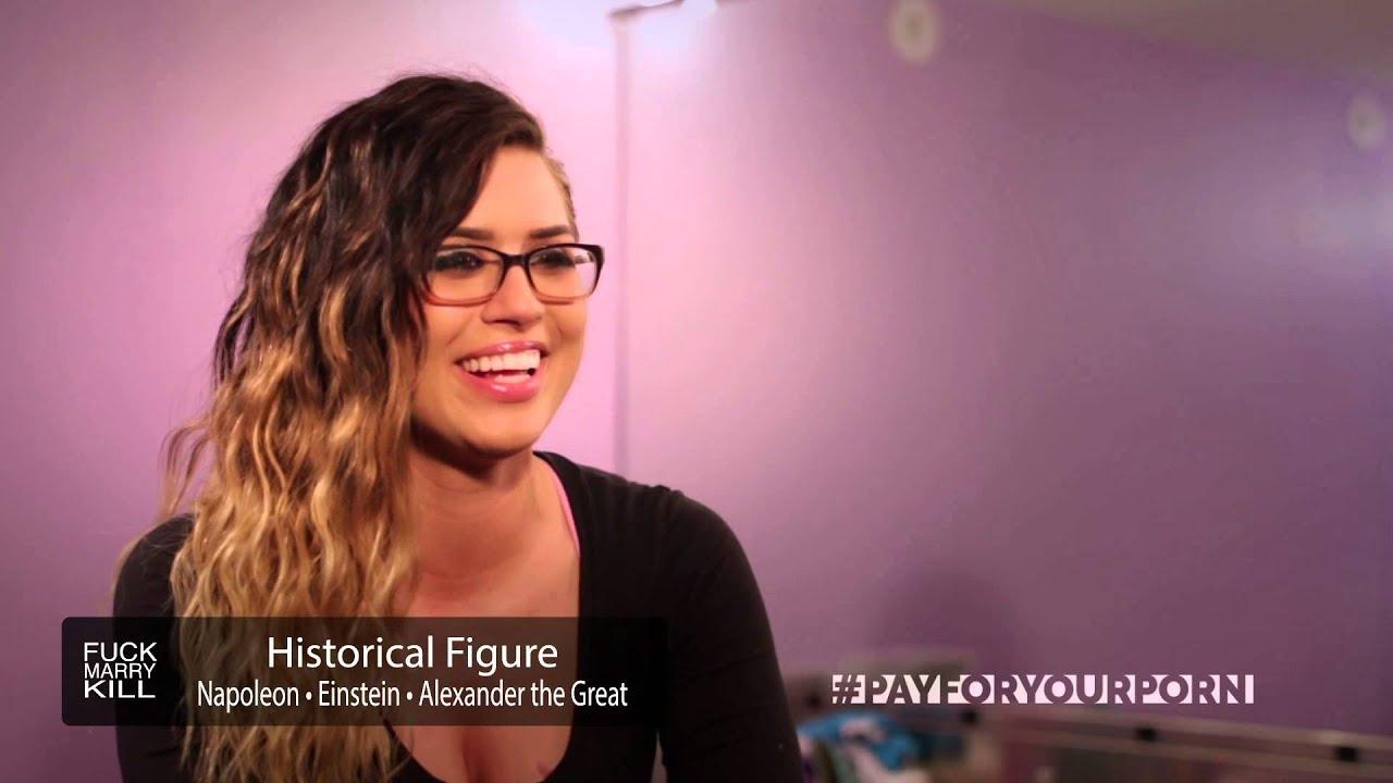 Interview With Eva Angelina