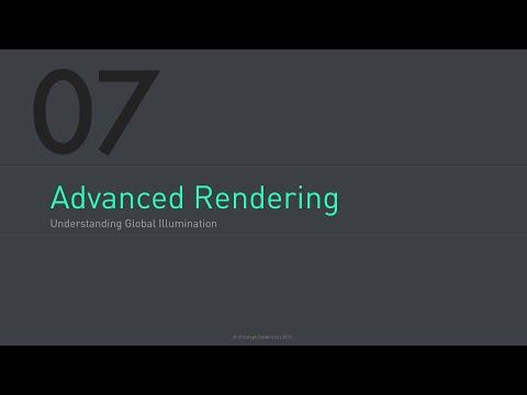C4D Fundamentals | 07 - Advanced Rendering - Understanding Global Illumination