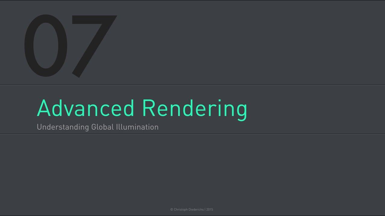 In Depth: 3D Renderers (Updated 5 September 2019