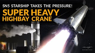 Starship Updates With Sn5 Pressure Test, Spacex Gps Iii, Mars Perseverance Rover Launch Date Slips