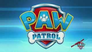 PAW Patrol ENGLISH Opening Intro Theme Song and Lyrics Cartoon for Kids