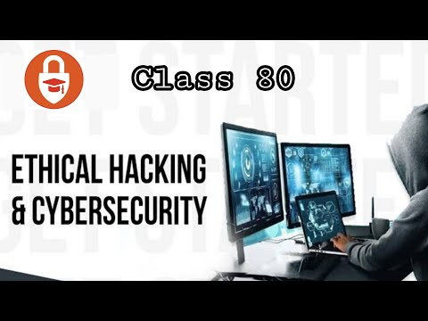 Nmap  Practical    Cyber Security and Ethical Hacking Class 80