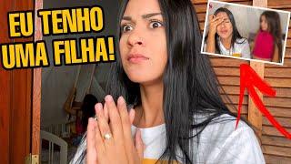 MINHA FILHA ADOLESCENTE!! 😱 *novelinha*