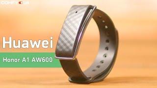 Huawei Honor A1 AW600 - водостойкий фитнес-браслет с УФ-датчиком - Видео демонстрация