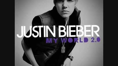 justin bieber  where are you now studio version my world 20