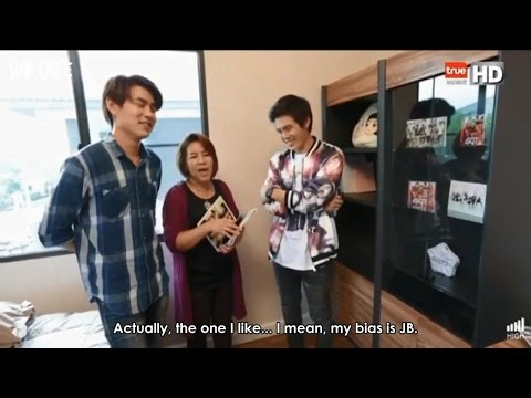 [ENG SUB] 150613 Asian Lover Special - Asian Highlight BamBam GOT7 EP.02_END