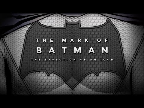 Infographic: The Evolution Of The Bat Symbol