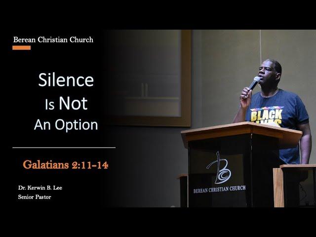 7–12-20 Sunday Morning Service
