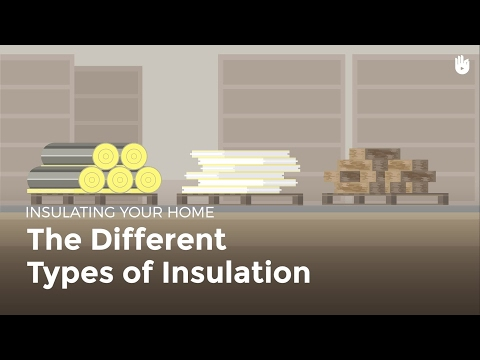 The Different Types of Insulation | Fuel Poverty