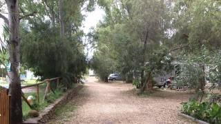 Camping Selema Santa Lucia Sardinien
