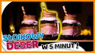 SZYBKI DESER W 5 MINUT / oreo + nutella + bita śmietana = PALCE LIZAĆ!