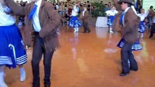 Bailes Folkloricos Nuevo Leon Mexico