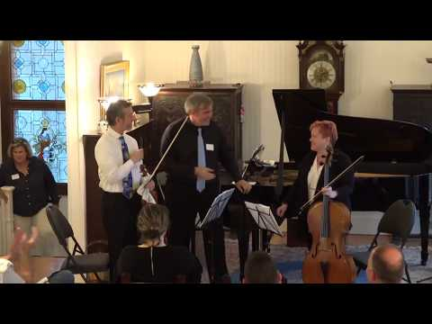 Pilgrim Monument and Provincetown Museum presents Chamber Music for the Outer Cape Part 1