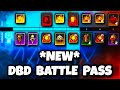 NEW DBD BATTLE PASS! (ARCHIVES AND RIFT UPDATE!)   Dead by Daylight