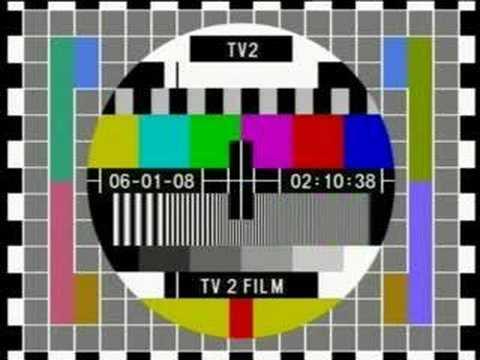 TV2 Film lukker pga sendenetrep. 05.01.08
