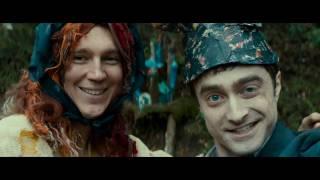 Пол Дано и Дэниэл Рэдклифф в  безумном фильме - Человек - швейцарский нож.Муз.фрагмент