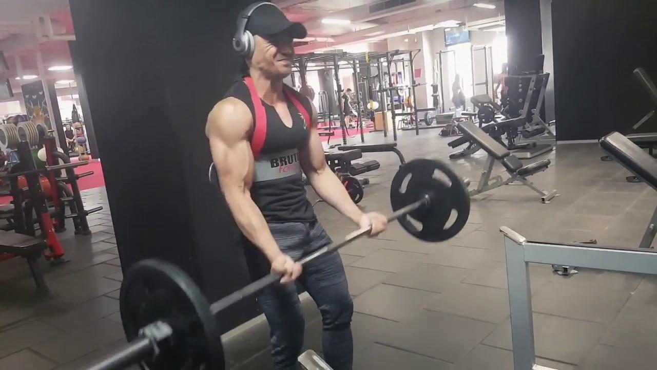 Blaster Curl 50kg