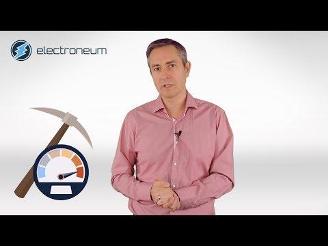 Electroneum Blockchain Update -