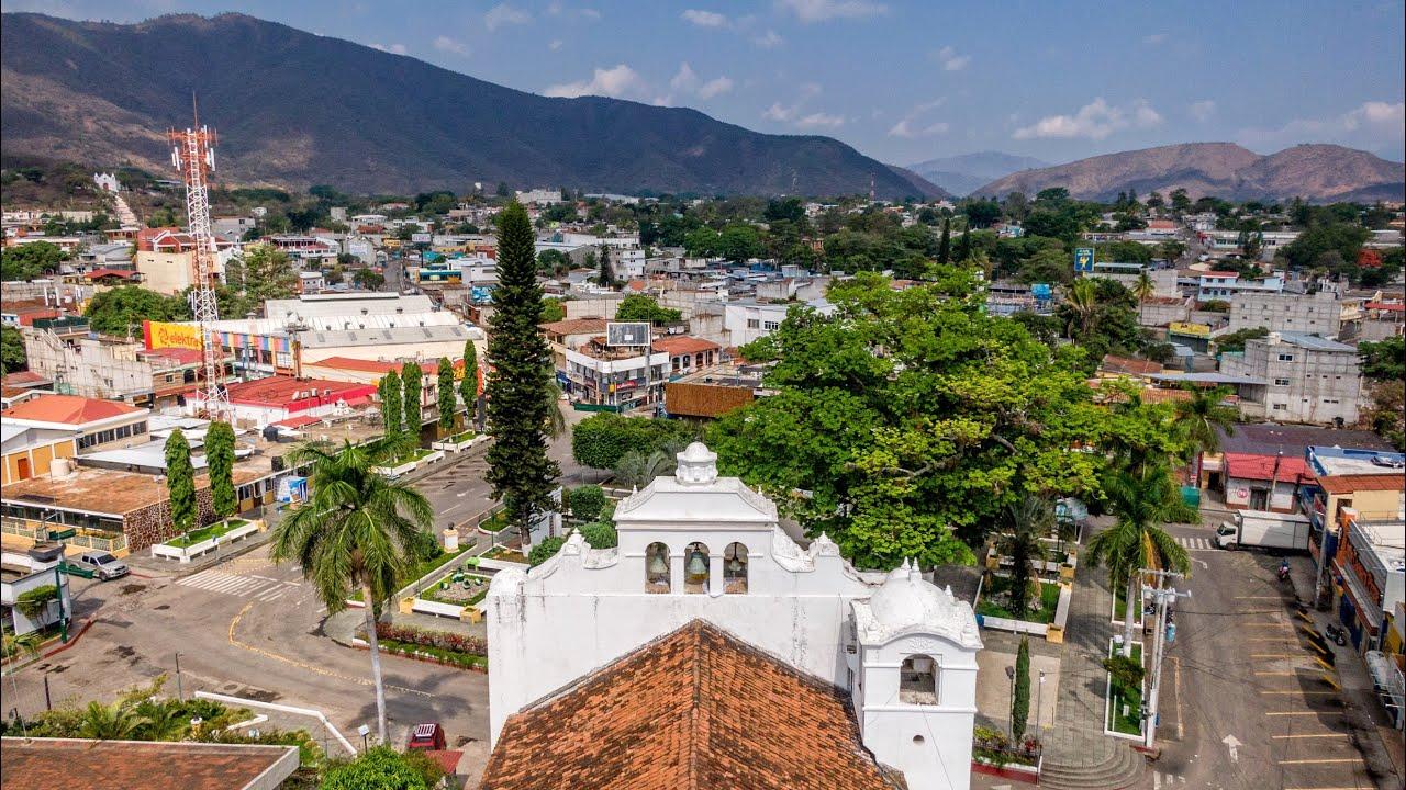 Salamá, cabecera departamental de Baja Verapaz en tiempo de toque de queda  - YouTube