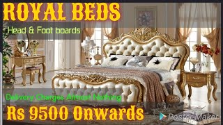 ROYAL BEDS AT FACTORY OUTLET | DIRECT HOME DELIVERY